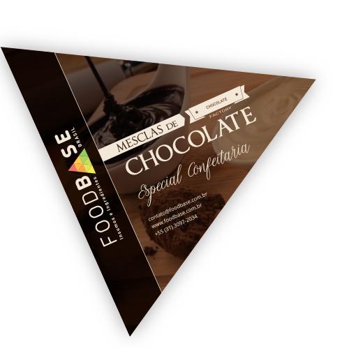 Super Deliciosas Mesclas de Chocolates - Especial Confeitaria