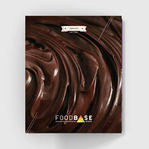 Imagem capa folder Foodbase Chocolate Factory