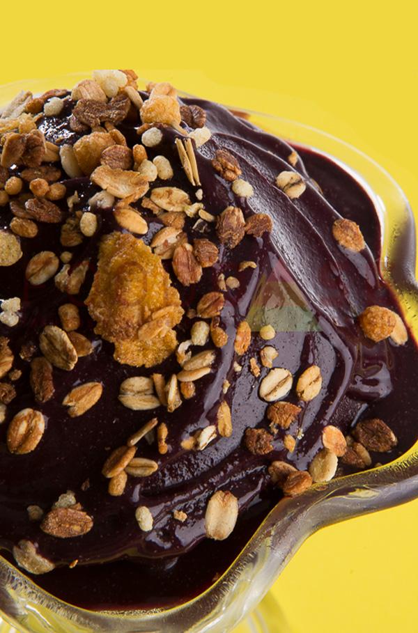 Foodbase - Dois deliciosos cremes de açaí