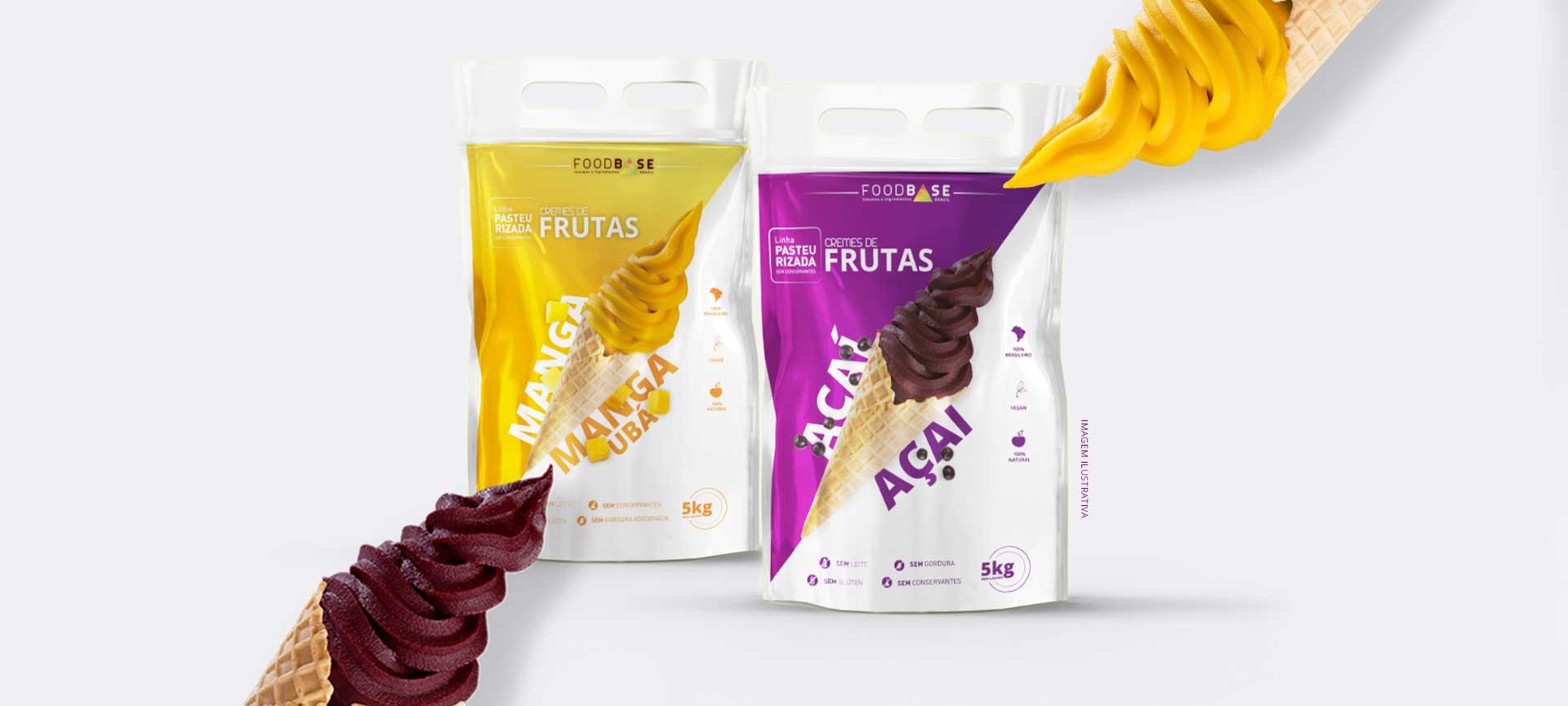 Foodbase - Cremes de Fruta Pasteurizados