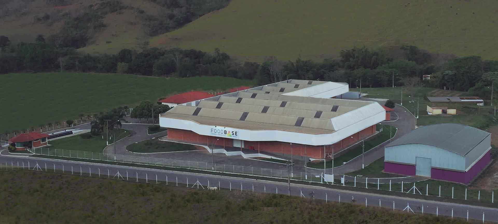 Foodbase - Novo parque industrial Foodbase