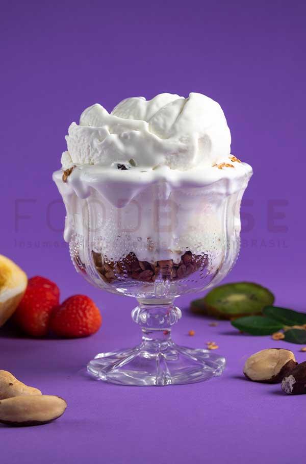 Foodbase - Sorvete premium de yogurt italiano