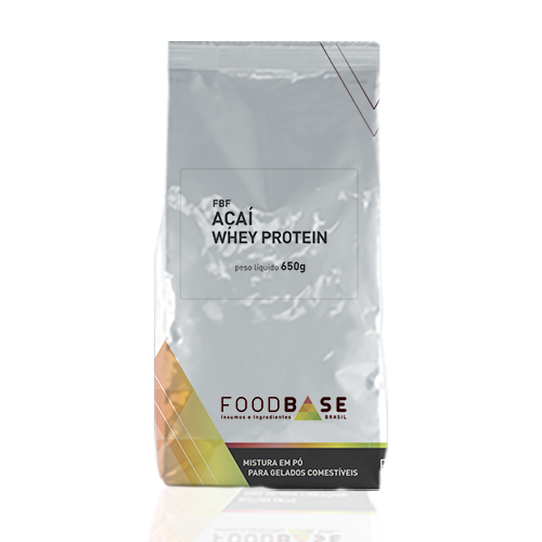 FBF Açaí Creme Whey Protein