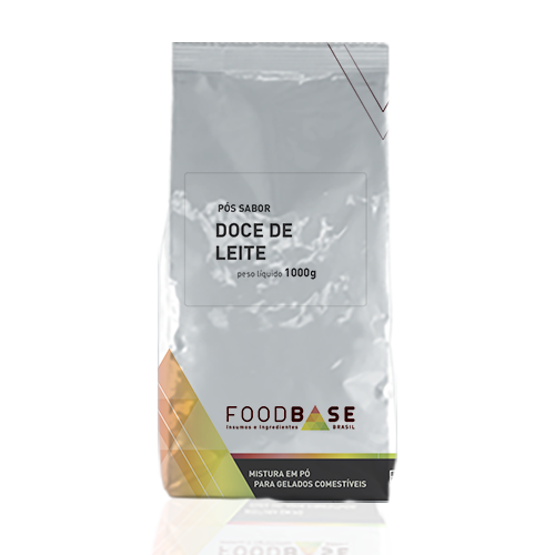 Pó Sabor - Doce De Leite