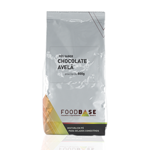 Pó Sabor - Chocolate Avelã