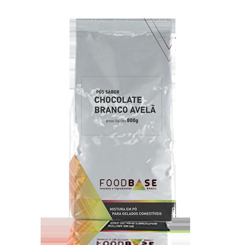 SAB - Pó Sabor Chocolate Branco Avelã