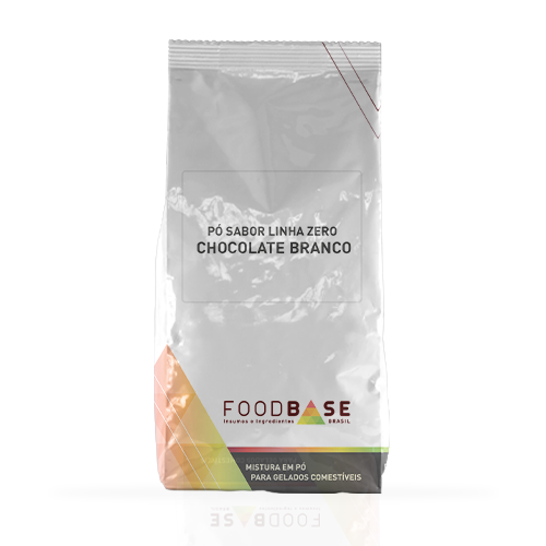 SABZ - Pó Sabor Chocolate Branco