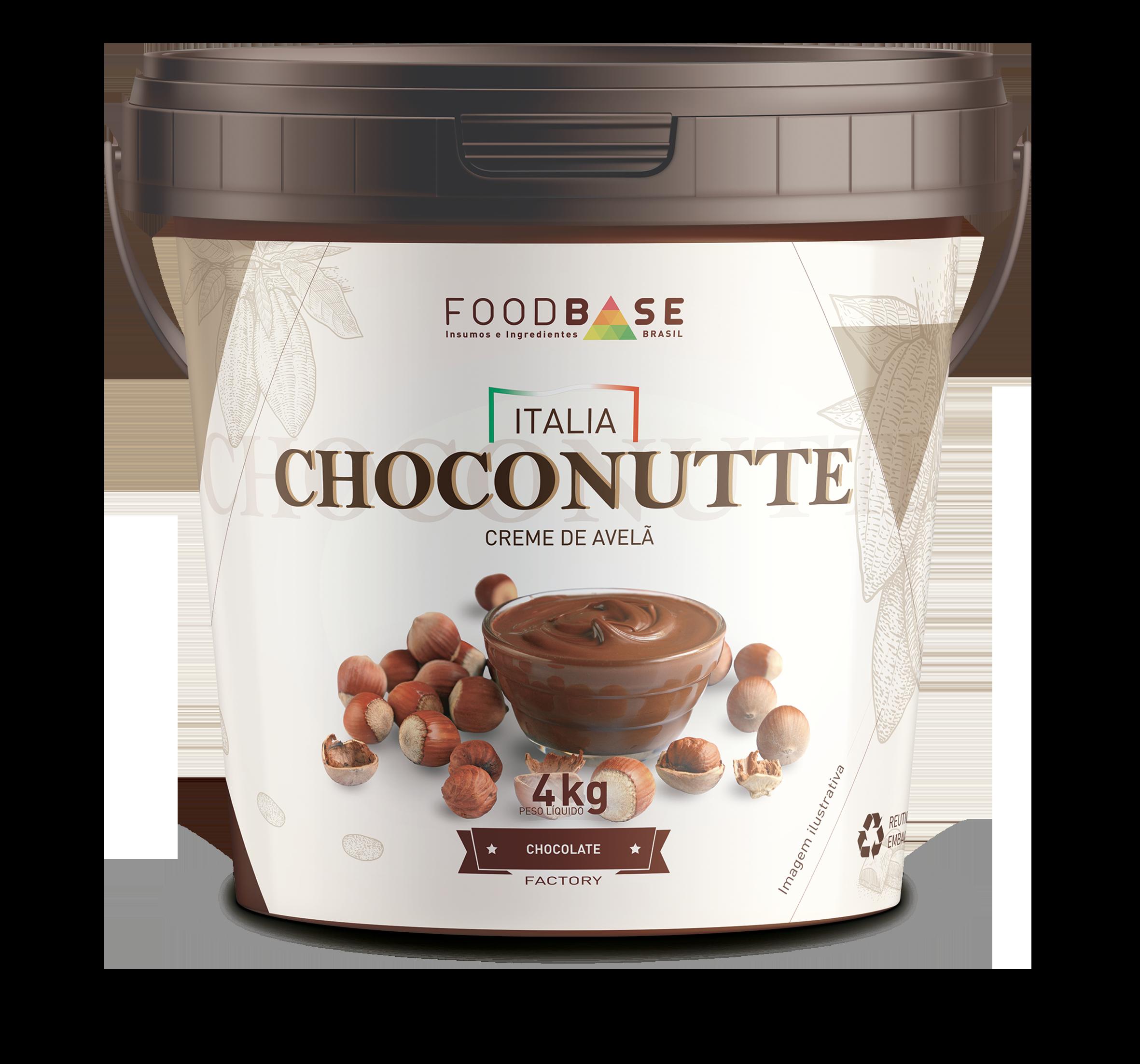 CCF - Choconutte Itália (creme de avelã)