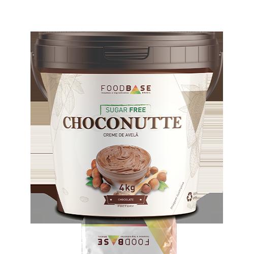 CCFZ - Choconutte Zero (creme de avelã zero)