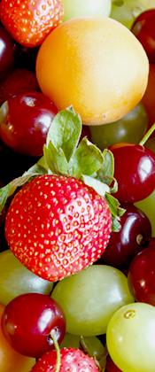 Frutas e sabores